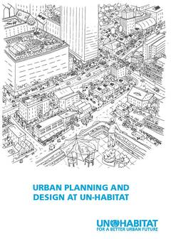 Urban Planning and Design at UN HABITAT
