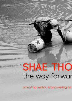 Shae Thot – The Way Forward (Photo Book) - cover