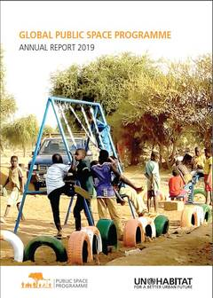 The Global Public Space Programme: Annual Report 2019 - Cover