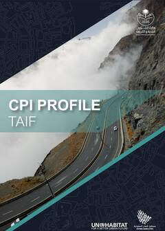 CPI PROFILE Taif - Cover