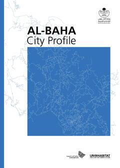 ALBAHA City Profile  - Cover