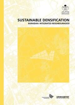 Sustainable Densification Buraidah: Integrated Neighborhood - cover