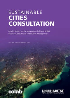The Sustainable Cities and Communities Consultation in Brazil - cover