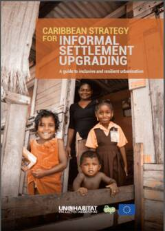 Caribbean Strategy for Informal Settlements Upgrading -cover