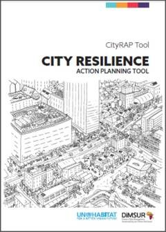 City Resilience Action Planning Tool - Cover image
