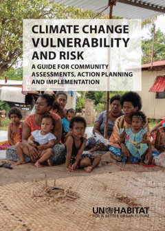 Climate Change Vulnerability and Risk – A Guide for Community Assessments, Action Planning and Implementation - cover