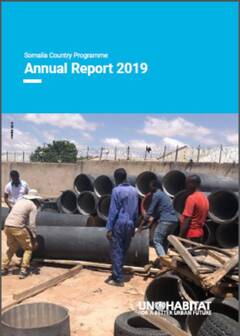 2019 Annual Report: Somalia Country Programme - cover