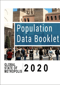 Global State of Metropolis 2020 – Population Data Booklet - cover