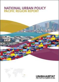 National Urban Policy: Pacific Region Report - Cover
