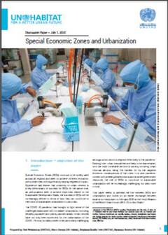 Special Economic Zones and Urbanization - cover