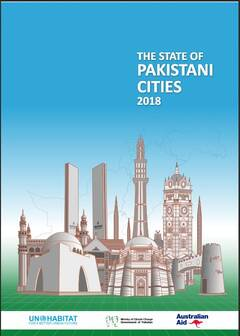 The State of Pakistani Cities 2018 - Cover image