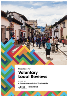 Guidance for Voluntary Local Reviews Vol.1: A Comparative Analysis of Existing VLRs - cover