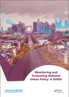 Monitoring and Evaluating National Urban Policy: A Guide - Cover