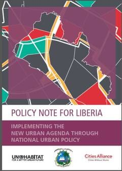 Policy Note for Liberia - cover