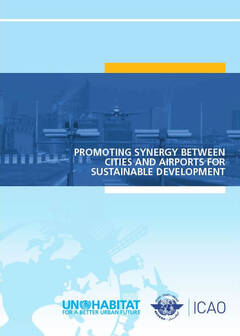 Promoting Synergy Between Cities and Airports For Sustainable Development - cover