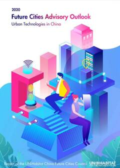 Future Cities Advisory Outlook 2020: Urban Technologies in China - cover