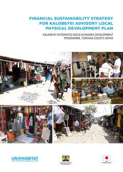 Financial Sustainability Strategy for Kalobeyei_Cover Page
