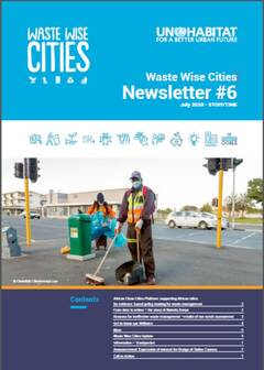 Waste Wise Cities - Newsletter 6 cover