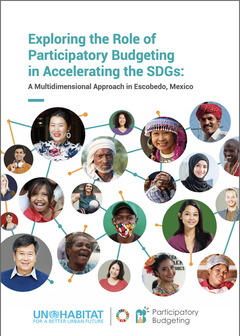 Exploring the Role of Participatory Budgeting in Accelerating the SDGs: A Multidimensional Approach in Escobedo, Mexico - cover