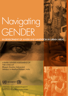 Navigating Gender in Development of Water and Sanitation in Urban Areas