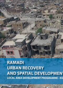 Ramadi Urban Recovery and Spatial Development Plan