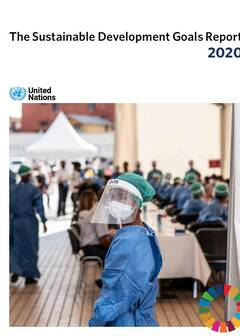 The Sustainable Development Goals Report 2020