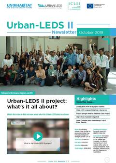 Urban-LEDS II Newsletter #3