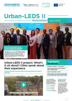 Urban-LEDS II Newsletter #4