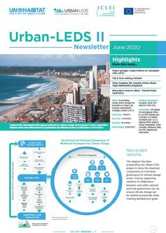 Urban-LEDS II Newsletter #5