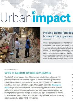 Urban Impact – Issue 11, October 2020