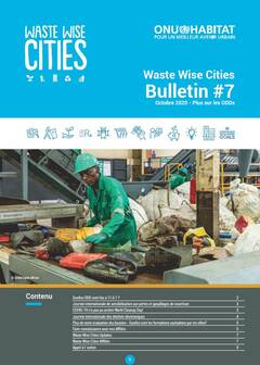 Waste Wise Cities Newsletter 7 cover