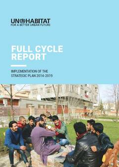 Full cycle report of the strategic plan 2014–2019