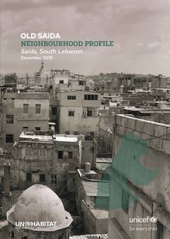 Old Saida Neighbourhood profile
