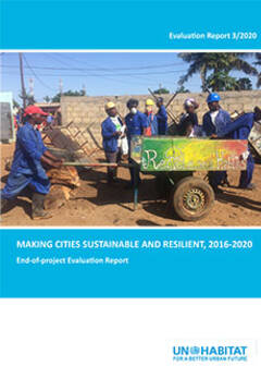 End of Project Evaluation: Making Cities Sustainable and Resilient, 2016-2020 (3/2020)