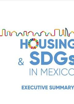 Housing and sgds in Mexico
