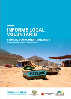Informe Local Voluntario – Chimbote, Peru