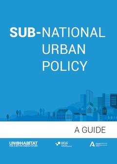 Sub-National Urban Policy: A Guide cover