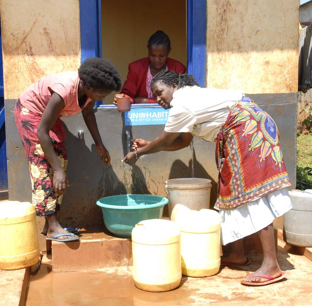 Lake Victoria Water and Sanitation programme featured image