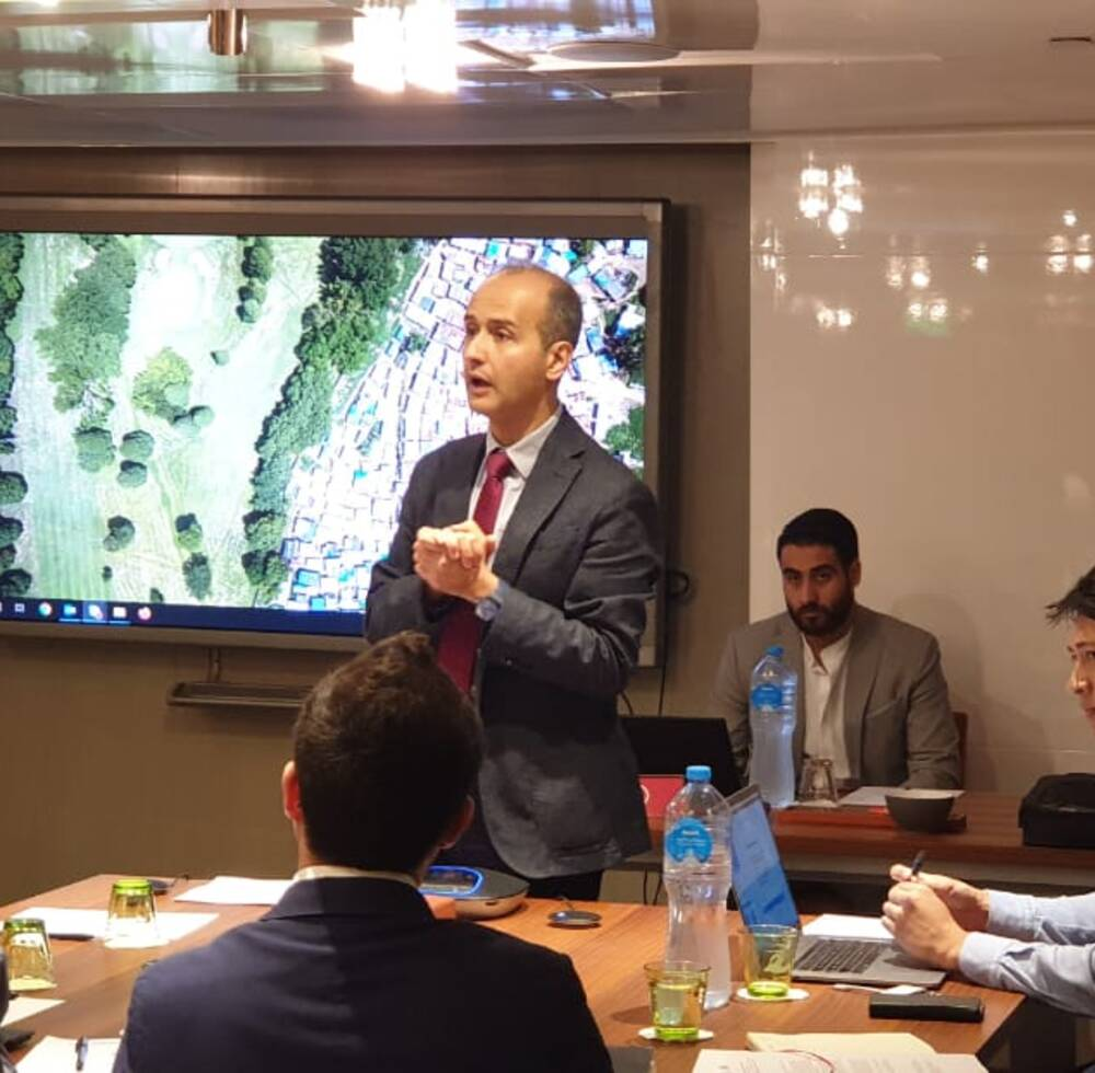 second Regional Urban Profiling Workshop took place in Cairo