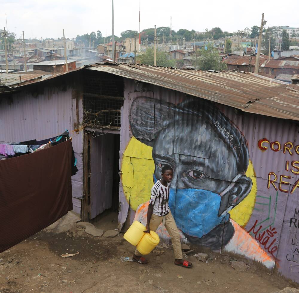 Coronavirus will travel 'incredibly fast' in Africa's slums, UN-Habitat chief warns