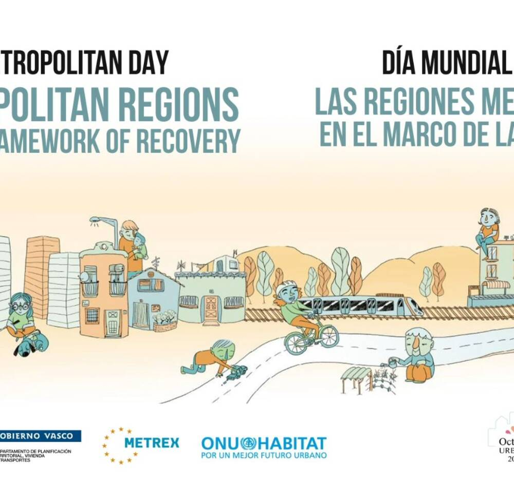 Metropolitan Regions on the framework of recovery