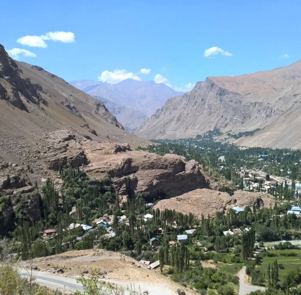 UN-Habitat's Urban Planning and Design Lab Project launch an Integrated Spatial Plan for Environmental and Socio-Economic Resilience in Khorog, Tajikistan