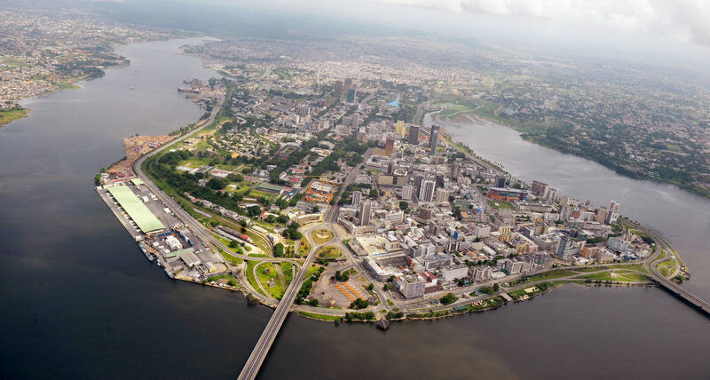 Port city of Abidjan, Republic of Côte d'Ivoire