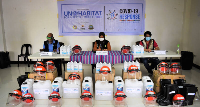 The COVID-19 Response in Marawi, Philippines