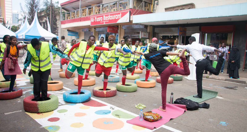 Placemaking week Nairobi