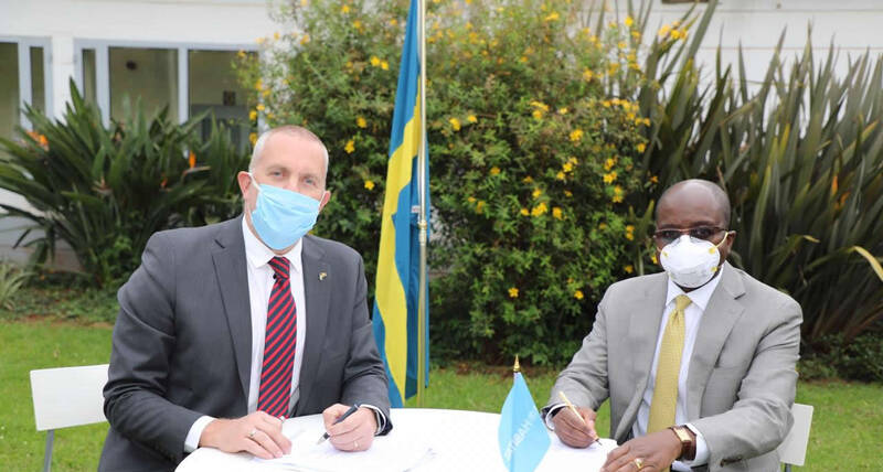 Sweden and UN-Habitat sign a USD 20 million agreement to promote sustainable urbanization