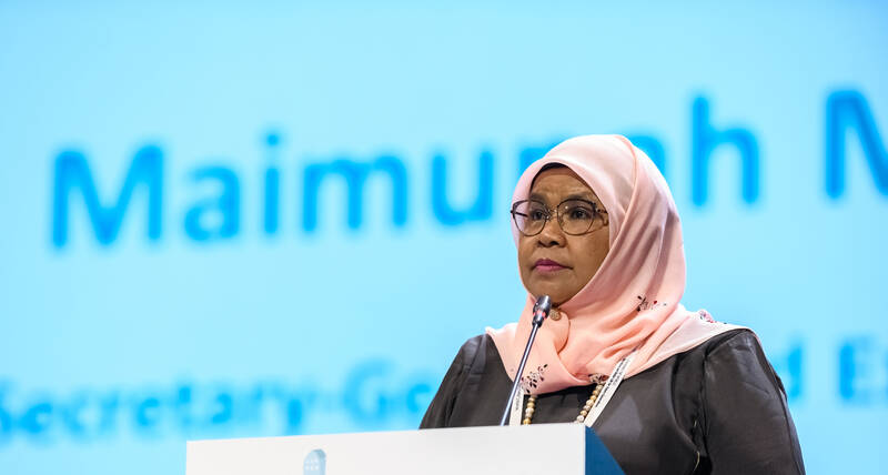 Statement by the Executive Director of UN-Habitat, Maimunah Mohd Sharif On the 75th Anniversary of the United Nations