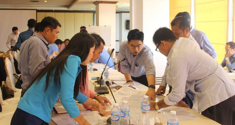 -SEAS assisted Lao cities in launching the fourth installment of the capacity building training workshop