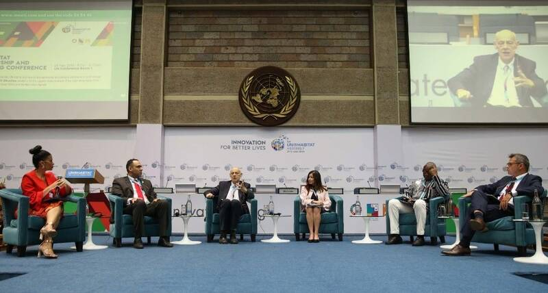 UN-Habitat urges governments to Partner and Pledge for Sustainable Urbanization