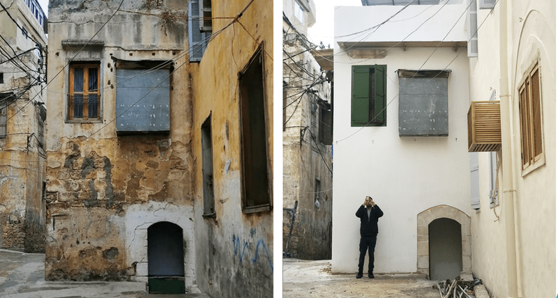 Preserving historic Lebanese homes through heritage conservation and urban renewal